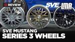 2005-2018 Mustang SVE Series 3 Wheels - Review