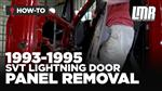How To Remove F-150 SVT Lightning Door Panel (1993-1995)