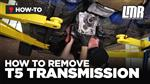 How To Remove Mustang T5 Transmission (1982-2004 5.0L, 3.8L, 2.3L)