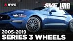 2005-2018 Mustang SVE Series 3 Wheels - LMR.com Exclusive!