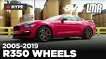 2005-2018 Mustang SVE R350 Flow Formed Wheel - LMR.com Exclusive!