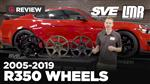 2005-2020 Mustang SVE R350 Flow Formed Wheels - Review