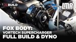 Fox Body Mustang Supercharger Install/Dyno - Vortech V3 | Full Series Video